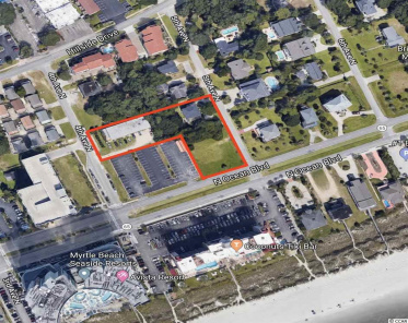 0.89 acres 4th Ave. N North Myrtle Beach, SC, 29582