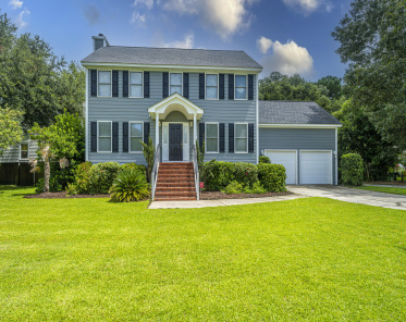 Rice Hollow Homes For Sale - 1732 Sandcroft, Charleston, SC  - 1