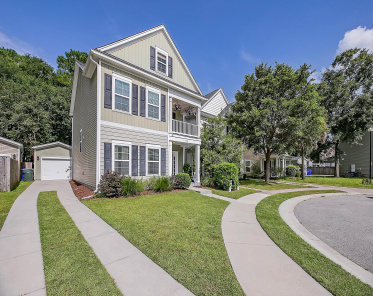 The Cottages at Johns Island Homes For Sale - 1799 Towne, Johns Island, SC  - 1