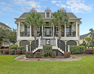 Rivertowne On The Wando Homes For Sale - 2128 Sandy Point, Mount Pleasant, SC  - 1