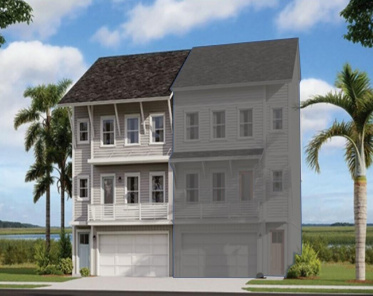 The Cove at Folly Homes For Sale - 2133 Tides End, Charleston, SC  - 1