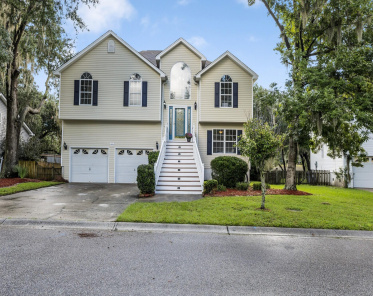 Asheford Place at Canterbury Woods Homes For Sale - 2330 Marsh Lake Court, Charleston, SC  - 1