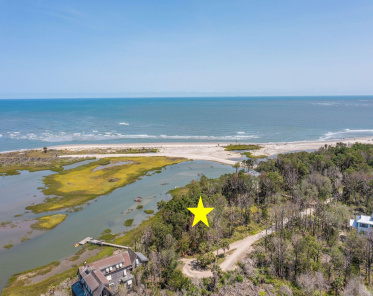 Dewees Island Homes For Sale - 429 Pelican Flight Dr Lot 45, Dewees Island, SC  - 1