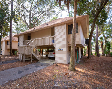 Club Cottages Homes For Sale - 841 Club Cottage, Edisto Island, SC  - 1