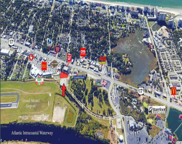 Parcel 1-B Windy Hill Rd. North Myrtle Beach, SC, 29582