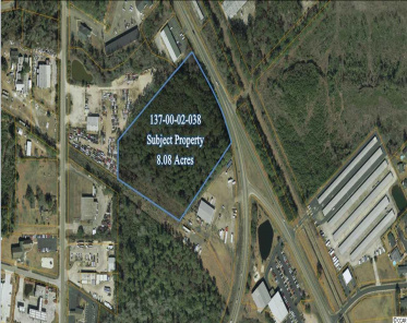TBD Highway 501 Business Conway, SC, 29526