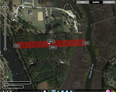 Woodville Lots For Sale - 0 Hutchinson, Awendaw, SC  - 1