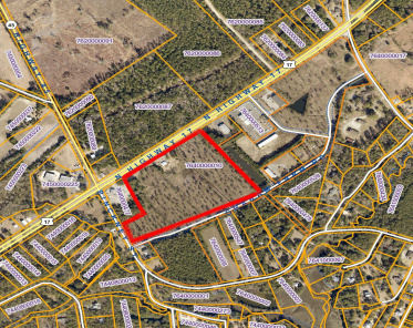 None Lots For Sale - 1001 Highway 17, McClellanville, SC  - 1
