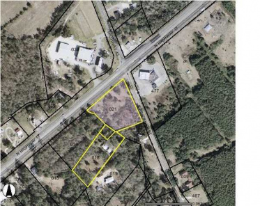 None Lots For Sale - 10087 Us Highway 17, McClellanville, SC  - 1